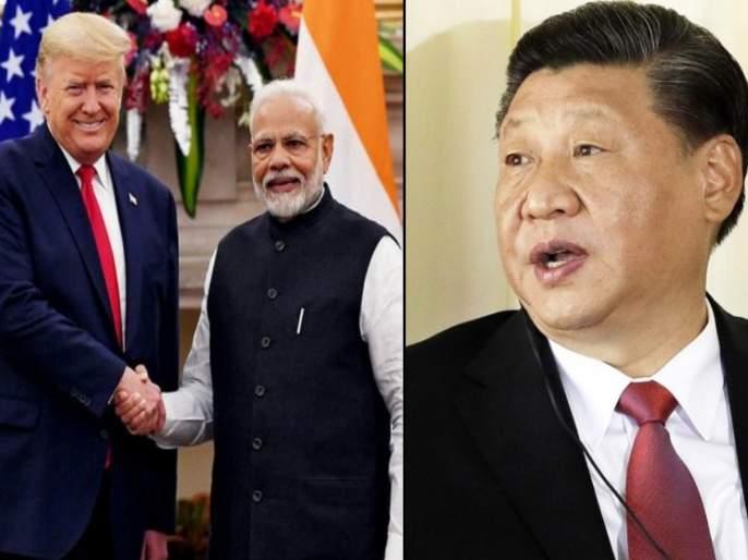 China has advised India to stay away from the Cold War between the US and China mac | अमेरिकेला साथ देत चीनच्या विरोधात काही पाऊल उचलंल तर...; चीनने भारताला दिला थेट इशारा