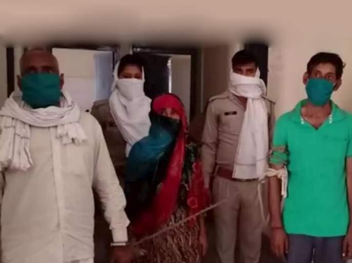 up aligarh 5 year old child murderer accused police arrested after 22 years | धक्कादायक! ...अन् तब्बल 22 वर्षांनंतर पोलिसांनी आरोपींना पकडलं; 'त्या' हत्येचं गूढ उकललं