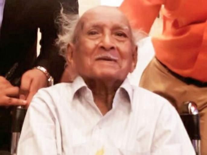 Senior journalist Dinu Ranadive passed away in Mumbai   संयुक्त महाराष्ट्रासाठी लढलेले ज्येष्ठ पत्रकार दिनू रणदिवे यांचं निधन