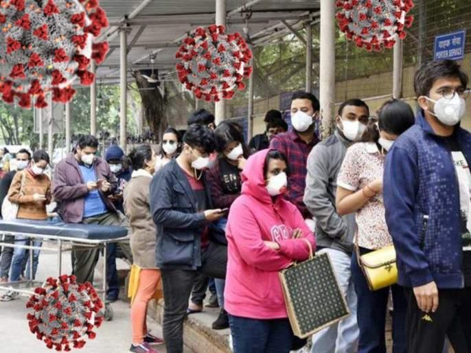 CoronaVirus News : How to protect from wet face mask here are tips | संक्रमणाचं कारण ठरू शकतो घामाने ओला झालेला मास्क; जाणून घ्या बचावाचे उपाय