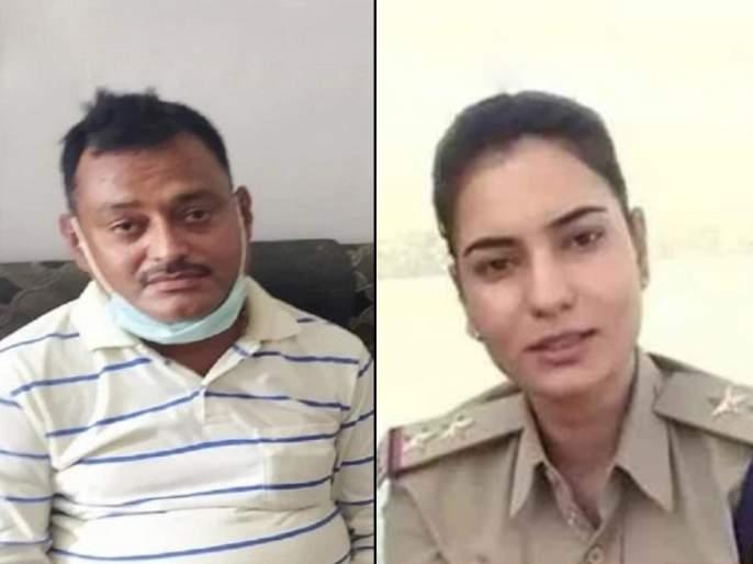 Vikas Dubey Encounter how dubey arrested mahakal mandir security officer ruby yadav | Vikas Dubey Encounter : लेडी सिंघमने आवळल्या विकास दुबेच्या मुसक्या, जाणून घ्या नेमकं काय घडलं