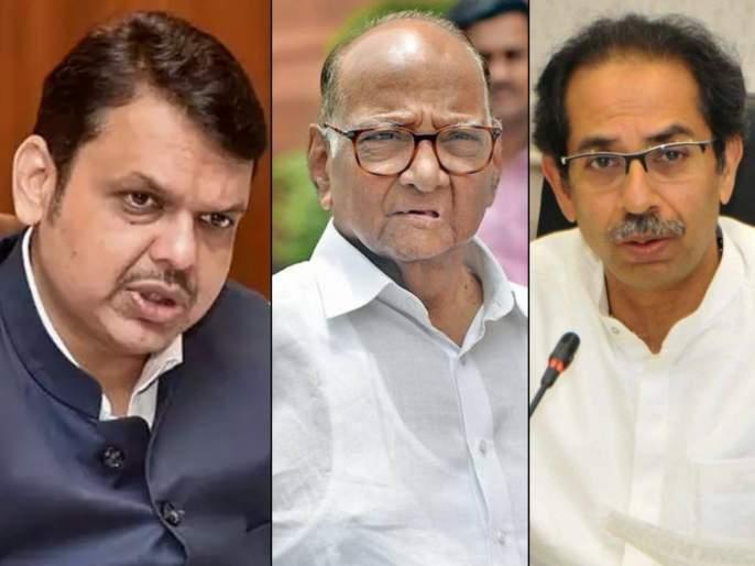 Why did BJP lose power ?; Sharad Pawar told the story of devendra fadanvis | भाजपाने सत्ता कशामुळे गमावली?; शरद पवारांनी 'मी पुन्हा येईन'ची गोष्ट सांगितली