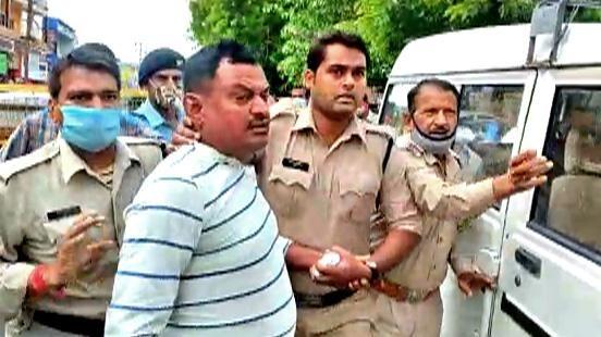 vikas dubey had planned to stay for 3 days in ujjain discloses auto driver   Vikas Dubey Encounter : विकास दुबेचा आणखी एक प्लॅन आला समोर, रिक्षाचालकाने केला खुलासा