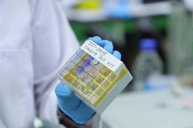 coronavirus: The cheapest corona testing kit in the country developed by IIT Delhi, the price is just 650 rupees | coronavirus: आयआयटी दिल्लीने विकसित केले देशातील सर्वात स्वस्त कोरोना टेस्टिंग किट, किंमत अवघी...