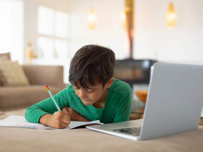 Hours of online learning seem inadequate to parents; 69% dissatisfied with the government's policy | ऑनलाइन शिक्षणाचे तास पुरेसे नाहीत; 69 टक्के पालक नाराज