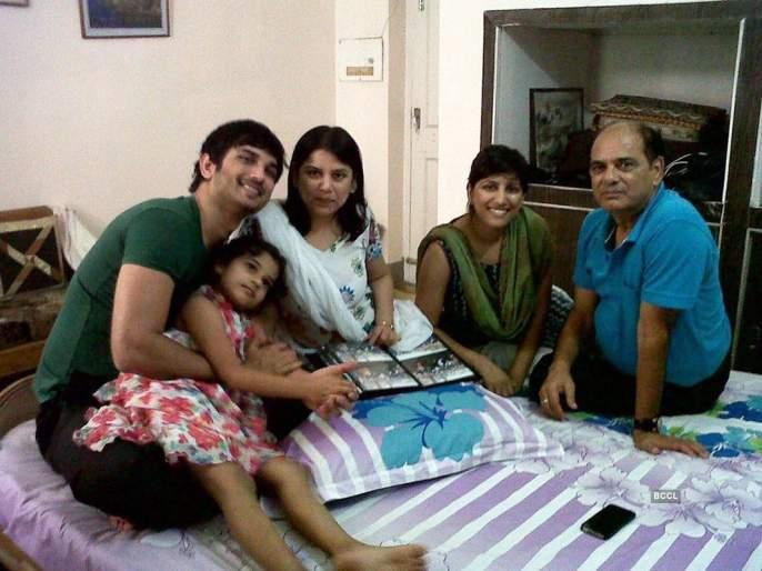 Sushant Singh rajput Case : Sushant's sister, IPS brother-in-law and doctor will be interrogated, sushant's sisters on CBI's radar | Sushant Singh rajput Case : CBI च्या रडारवर सुशांतच्या बहिणी, IPS भावोजी अन् डॉक्टरची होणार चौकशी