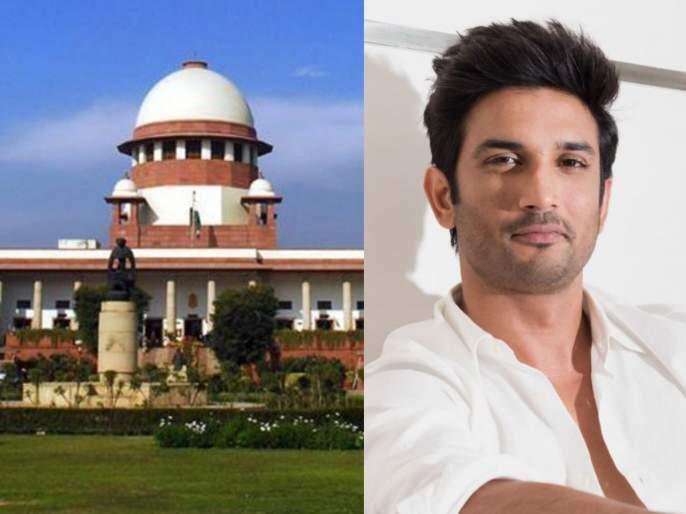 Sushant's family should be heard before decision on Riya's petition, Sushant's family files caveat in Supreme Court | रियाच्या याचिकेवर निर्णय देण्यापूर्वी आमचं ऐकावं, सुशांतच्या कुटुंबीयांचे सर्वोच्च न्यायालयात कॅव्हेट दाखल