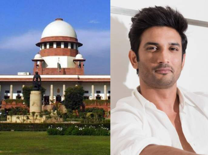 Sushant Singh Rajput Suicide: Listen to us before the CBI inquiry, the state government filed a caveat   Sushant Singh rajput Suicide : CBI चौकशीआधी आमचं ऐकून घ्या, राज्य सरकारने दाखल केले कॅव्हेट