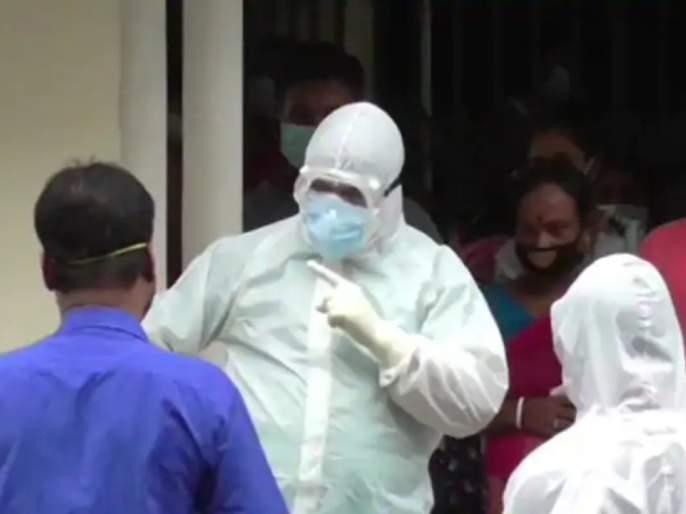 coronavirus: BJP MLA infiltrates in Covid Care Center, files case | coronavirus: भाजपा आमदाराने केली कोविड केअर सेंटरमध्ये घुसखोरी, गुन्हा दाखल