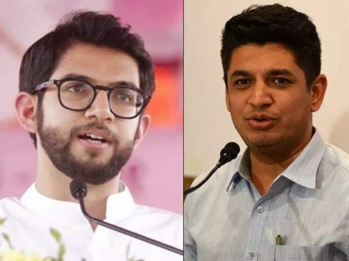 """congress leader satyajit tambe reaction on aaditya thackeray sushant singh rajput case   Sushant Singh Rajput Case: """"आदित्यजी चिंता नको, मुंबई पोलीस सक्षम की बिहार? हे शेंबडं पोरगंही सांगेल"""""""