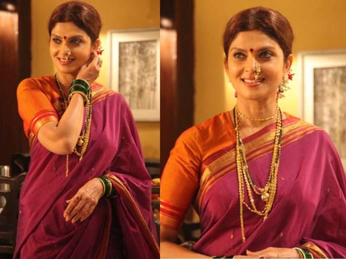 ctress Varsha Usgavkar's Comeback On The Small Screen Will Seen In The Serial Sukh Mhanje Nakki Kai Asata | वर्षा उसगावकरचं छोट्या पडद्यावर कमबॅक, 'या' मालिकेत होणार एंट्री !
