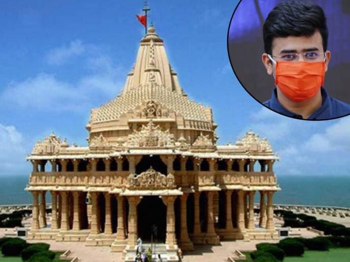 bjp tejasvi surya wades controversy says control state power hindus absolutely essential | 'हिंदू सत्तेत असतील तरच मंदिरं वाचतील, धर्म सुरक्षित राहील'; भाजपा नेत्याचं विधान