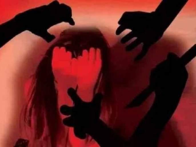 The woman was forcibly drunk and gang-raped in a sugarcane field   महिलेला जबरदस्तीने दारू पाजली अन् उसाच्या मळ्यात केला सामूहिक बलात्कार