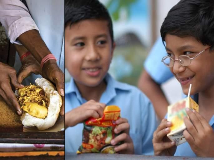 No sale of junk food within 50 metres of school campus: FSSAI | शाळेच्या 50 मीटर परिसरात जंक फूडच्या विक्रीला बंदी, FSSAI चा मोठा निर्णय