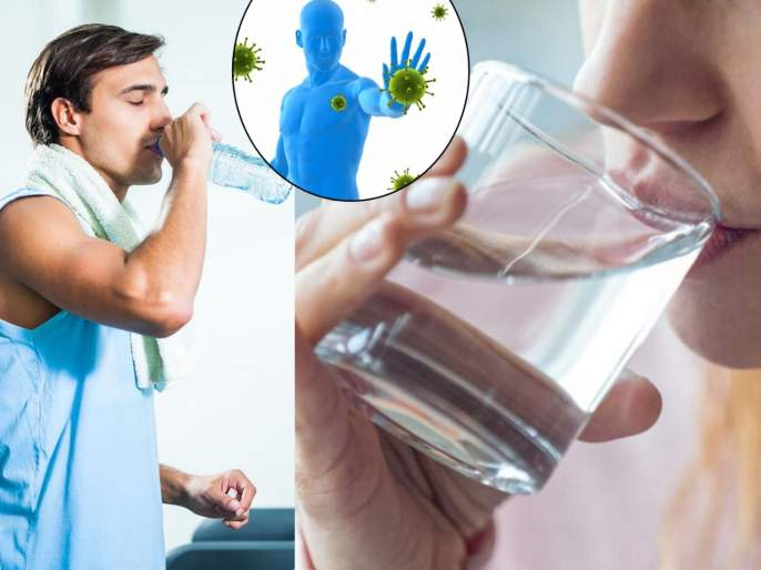 Health Tips : Write way of drinking water will help you to fit | रोगप्रतिकारकशक्ती वाढवण्यासाठी पाणी पिण्याची योग्य पद्धत कोणती?, वेळीच माहीत करून घ्या
