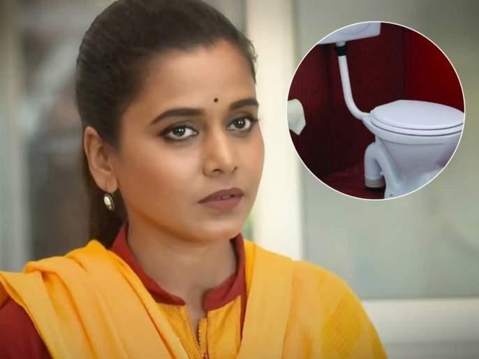 hemangi kavi tells how to use wester toilet, Shared Angry Post | पुरूषांना वेस्टर्न टॉयलेट कसे वापरावे इतकी साधी गोष्टही माहिती असू नये, हेमांगी कवीने शेअर केली संतप्त पोस्ट