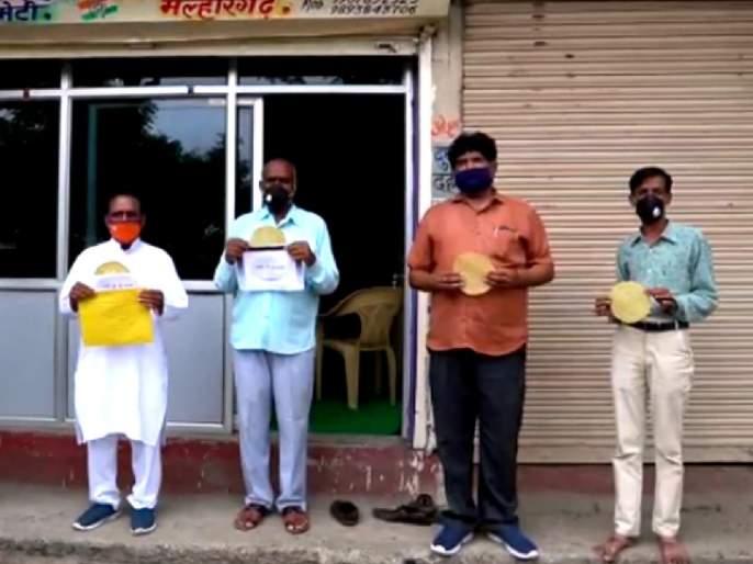 CoronaVirus Marathi News congress send papad for arjunram meghwal | CoronaVirus News : ...म्हणून कोरोना पॉझिटिव्ह केंद्रीय मंत्र्याला काँग्रेसने पाठवले पापड
