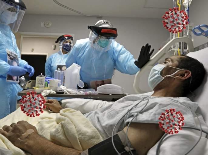 The doctor claims the coronavirus is causing blood clotting leading to death | 'या' कारणामुळे कोरोना रुग्णांचा अचानक मृत्यू होतो; संशोधनातून तज्ज्ञांचा खुलासा