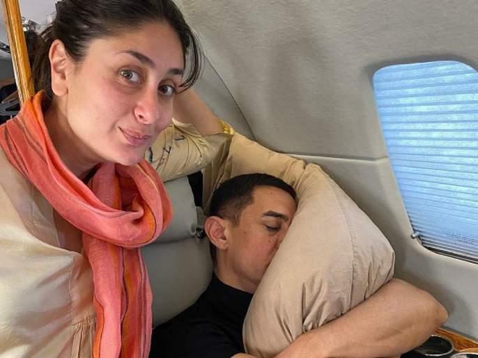 kareena kapoor baby bump to be concealed using vfx for laal singh chaddha   'लाल सिंग चड्ढा'मध्ये नाही दिसणार करिना कपूरचे बेबी बम्प, मेकर्सने केला जुगाड