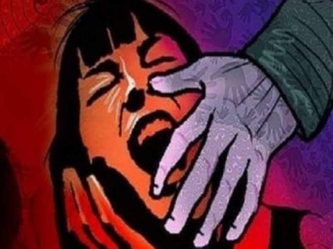 Rape in Rajasthan:After Uttar Pradesh, now in Rajasthan, a woman was raped, one was arrested   Rape in Rajasthan : खळबळजनक! उत्तर प्रदेशानंतर आता राजस्थानात महिलेवर बलात्कार, एकाला अटक