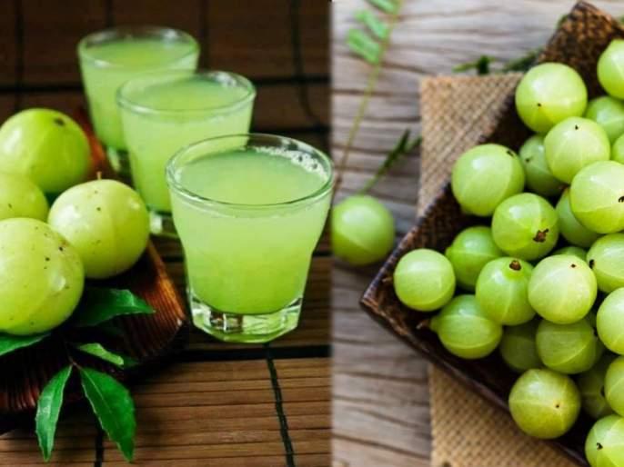 Health Tips Marathi : Know Benefits of aamla Juice | आरोग्यदायी आवळ्याच्या रसाचे 'हे' ५ फायदे वाचून अवाक् व्हाल; स्वतःसह कुटुंबही राहील निरोगी
