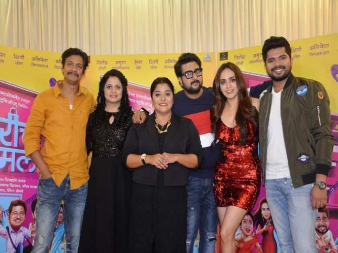 'Choricha Mamla' is the first Marathi film to be produced in five languages   'चोरीचा मामला' पाच भाषांमध्ये निर्मिती होणारा पहिला मराठी चित्रपट