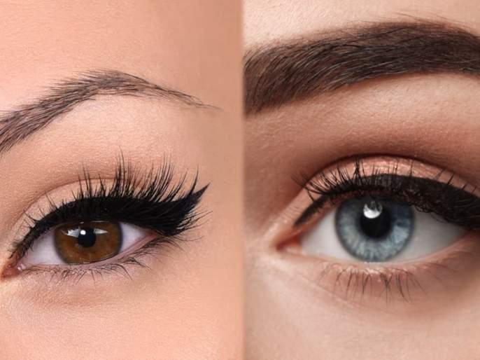 Beauty Tips Marathi : Micro bleeding Treatment for to thicken thin eyebrow hair | आयब्रोचे पातळ केस दाट करण्यासाठी केलं जातं 'मायक्रो ब्लेडींग';'अशी' असते सोपी ट्रिटमेंट