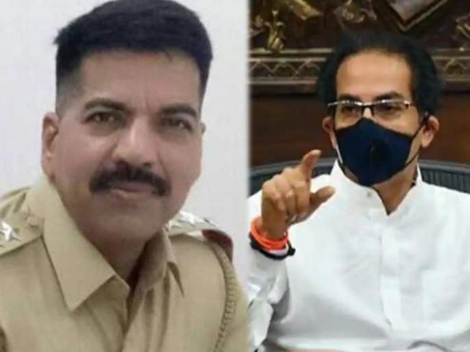 Daya Nayak's big action, Uddhav Thackeray's threatening person arrested from kolkata | दया नायक यांची धडाकेबाज कारवाई, उद्धव ठाकरेंना धमकी देणाऱ्यास केली अटक
