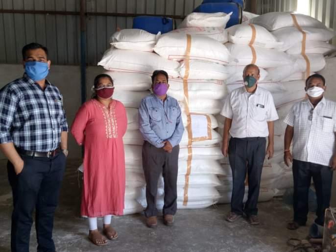 Seizure of counterfeit food items worth Rs 8.25 lakh, order to close factory | सव्वाआठ लाखाचे भेसळयुक्त खाद्यपदार्थ जप्त, कारखाना बंद करण्याचे आदेश