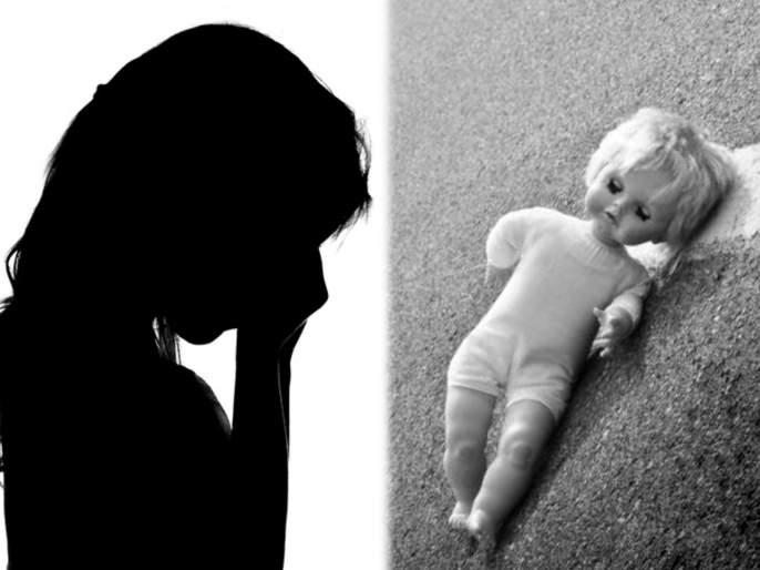 Attempted sexual assault on own nine-year-old daughter, father arrested | पोटच्या नऊ वर्षीय मुलीवर लैंगिक अत्याचाराचा प्रयत्न, नराधम बापाला अटक
