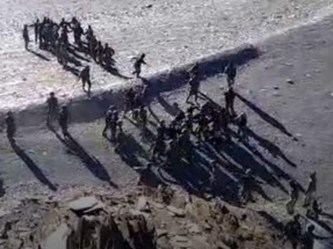Yes PLA soldiers killed in clashes with Indian Army in Galwan! Finally, China confessed | हो गलवानमध्ये भारतीय लष्करासोबतच्या संघर्षात मारले गेले PLAचे सैनिक! अखेर चीनने दिली कबुली