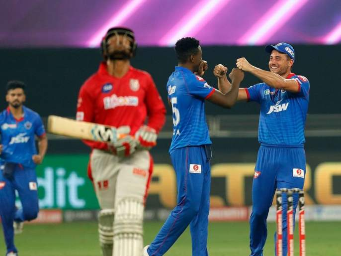 DC vs KXIP Latest News : Kings XI Punjab set a bad record in the Super Over | DC vs KXIP Latest News : सुपरओव्हरमध्ये किंग्स इलेव्हन पंजाबच्या नावावर झाली नकोशा विक्रमाची नोंद