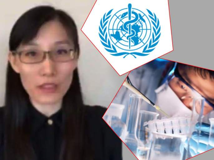 "beijing tried to cover up wuhan virus and who is very much part of it dr li meng yan | ""चीनने मिलिट्री लॅबमध्ये बनवला कोरोना, प्रकरण दाबण्यात WHO चा हात"", वैज्ञानिकाचा आरोप"