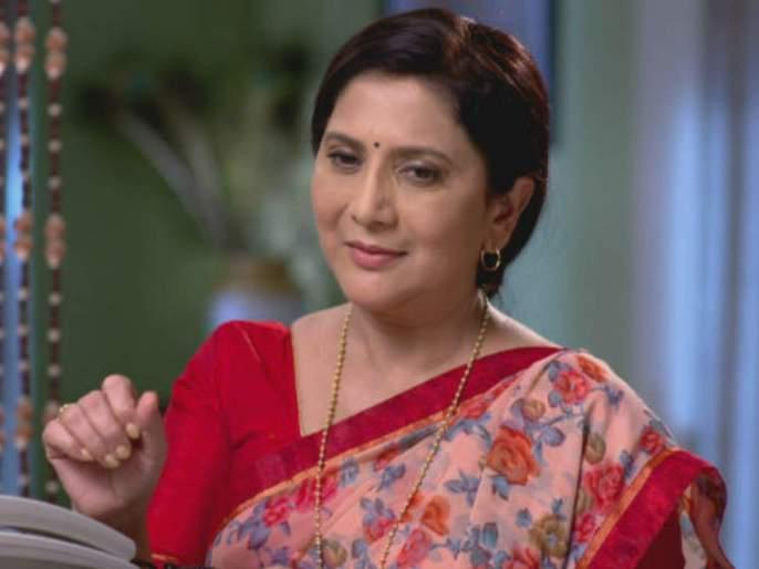 Actress nivedita saraf tested Corona positive   अभिनेत्री निवेदिता सराफ कोरोना पॉझिटीव्ह, स्वत:ला केलं क्वॉरंटाईन