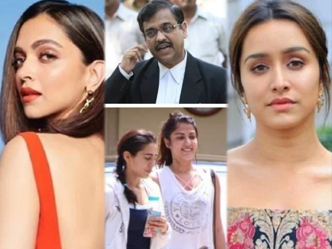 Sushant Singh Rajput Case : Now that the names of the actresses have come to the fore, the actors are still left in drugs case   Sushant Singh Rajput Case : आता तरअभिनेत्रींची नावं समोर आलीत; अभिनेते अजून बाकी आहेत! ज्येष्ठ वकील उज्ज्वल निकमयांची प्रतिक्रिया
