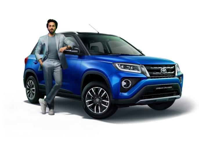 Toyota's Urban Cruiser introduced; Will directly hit Maruti's Briza   Toyota ची अर्बन क्रूझर सादर; थेट मारुतीच्या ब्रिझाला टक्कर देणार