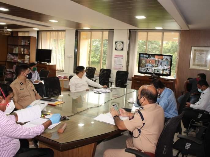 Survey of 10 lakh 63 thousand families in Konkan division under 'My family is my responsibility' campaign | 'माझे कुटुंब माझी जबाबदारी' मोहिमेअंतर्गत कोकण विभागात 10 लाख 63 हजारकुटुंबीयांचीपाहणी