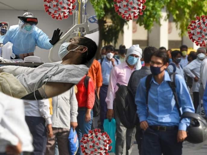 India far from any kind of herd immunity against corona virus say health minister | काळजी वाढली! हर्ड इम्युनिटीपासून भारत अजूनही खूप दूर; आरोग्यमंत्र्यांचा इशारा