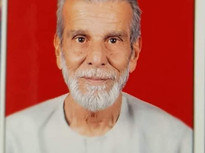 Anant Bhalerao Award announced to Ahmed Qureshi   अहमद कुरेशी यांना अनंत भालेराव पुरस्कार घोषित