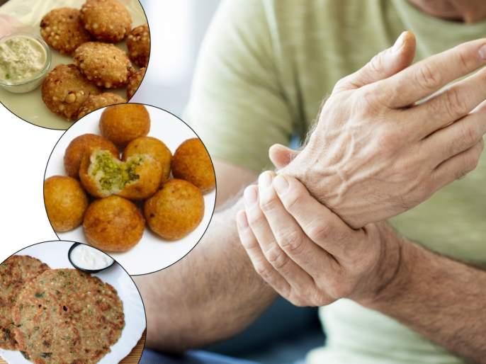 Health Tips : Fast change come body know ways avoid Uric acid increase   जास्त उपवास केल्याने होऊ शकतो 'असा' त्रास, जाणून घ्या उपवास करूनही कसं निरोगी राहायचं?