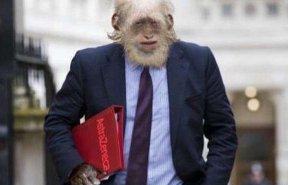 russia spreads fake news claiming oxford covid 19 vaccine will turn people into monkeys | CoronaVirus News : बापरे! ऑक्सफोर्डची कोरोना लस घ्याल तर माकड व्हाल; 'हे' प्रकरण नेमकं आहे तरी काय?
