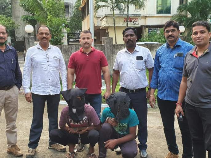 Mobile thief arrested in 24 hours, Kalyan crime investigation performance | मोबाईल चोरटे चोवीस तासात गजाआड, कल्याण गुन्हे अन्वेषणची कामगिरी