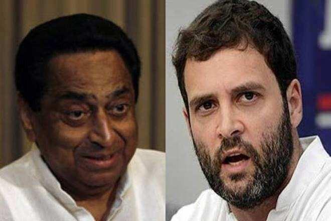 Congress leader Rahul Gandhi Criticize Kamal nath for his Statement on Imrati Devi | त्या विधानावरून राहुल गांधी यांनी कमलनाथ यांना सुनावले खडेबोल, म्हणाले...