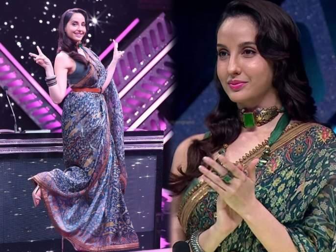 Indias best dancer nora fatehi return to the show as judge video | बाबो! पब्लिक डिमांडवर 'इंडियाज् बेस्ट डान्सर'मध्ये परतणार नोरा फतेही, पुन्हा बसणार जजच्या खुर्चीत?