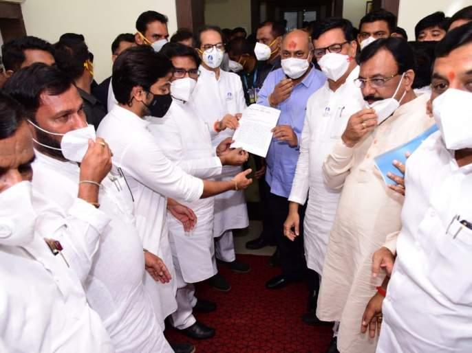 Give immediate help to the farmers, the demand of the Congress delegation to the Chief Minister | शेतकऱ्यांना तात्काळ मदत द्या, काँग्रेसच्या शिष्टमंडळाची मुख्यमंत्र्यांकडे मागणी