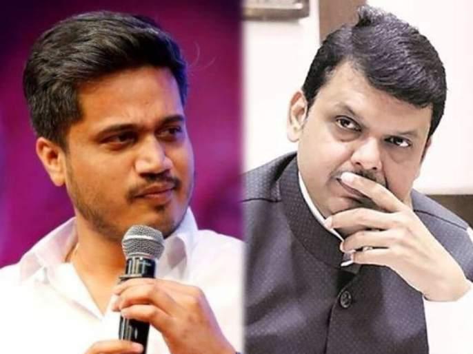 ncp rohit pawar slams troller criticized bjp devendra fadnavis | कोरोना झाल्याचं फडणवीस नाटक करताहेत बोलणाऱ्याला रोहित पवारांनी सुनावलं, म्हणाले...