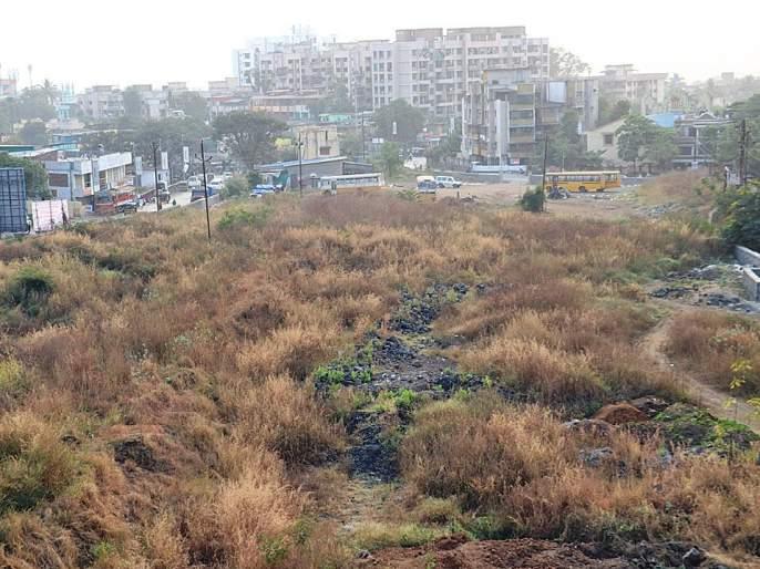 The way was paved for setting up a hospital, the plot at Kohojgaon, which was taken back by the government, was recaptured | रुग्णालय उभारण्याचा मार्ग झाला मोकळा, शासनाने परत घेतलेला कोहोजगाव येथील भूखंड पुन्हा ताब्यात