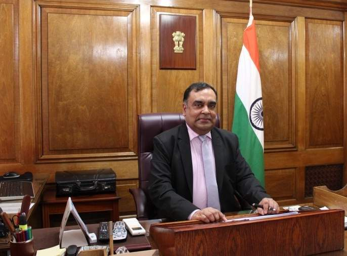 Section of Yashwardhan Sinha as Chief Information Commissioner | मुख्य माहिती आयुक्तपदी यशवर्धन सिन्हा यांची निवड