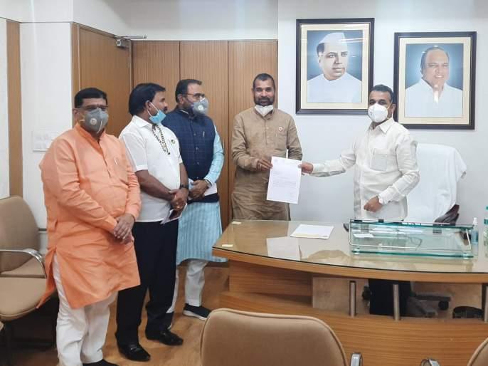 Start buying cotton through CCI, Sadabhau's demand to the marketing minister | सीसीआयमार्फत कापूस खरेदी लवकर सुरु करा, पणनमंत्र्यांकडे सदाभाऊंची मागणी