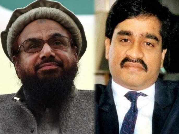 Modi government's action! Hafiz Saeed's brother-in-law, Dawood's brother and 18 others were declared terrorists | मोदी सरकारची कारवाई! हाफिज सईदचा मेहुणा, दाऊदच्या भावासह १८ जण दहशतवादी म्हणून घोषित